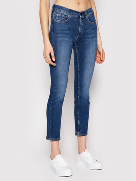 Calvin Klein Calvin Klein Jeansy K20K202838 Niebieski Slim Fit