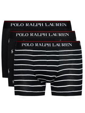 Polo Ralph Lauren Polo Ralph Lauren Komplet 3 par bokserek Classic 714830299009 Czarny
