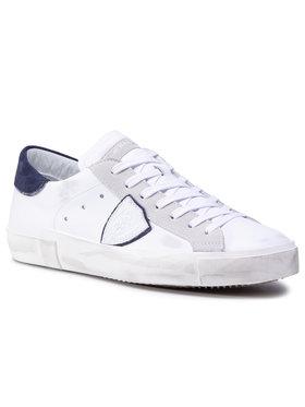Philippe Model Philippe Model Sneakers Prsx PRLU VX22 Bianco