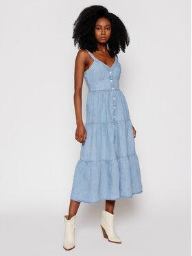 Levi's® Levi's® Džínsové šaty Sabine 29681-0003 Modrá Regular Fit