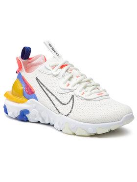 Nike Nike Boty Nsw React Vision CI7523 001 Bílá