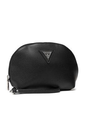 Guess Guess Kosmetický kufřík Certosa Accessories PMCRT SP1370 Černá