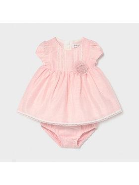 Mayoral Mayoral Φόρεμα κομψό 1821 Ροζ Regular Fit