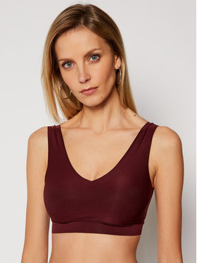 Chantelle Chantelle Soutien-gorge top Soft Stretch C16A10 Bordeaux
