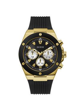 Guess Guess Часовник Poseidon GW0057G1 Черен