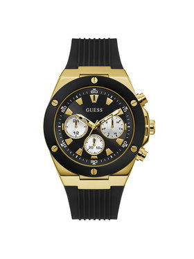 Guess Guess Uhr Poseidon GW0057G1 Schwarz