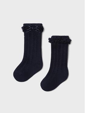 Mayoral Mayoral Κάλτσες Ψηλές Παιδικές 10097 Σκούρο μπλε