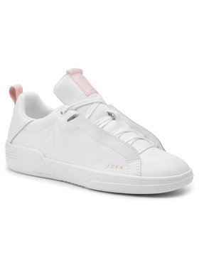 ARKK Copenhagen ARKK Copenhagen Sneakers Iniklass Leather S-C18 IL4600-1049 Bianco