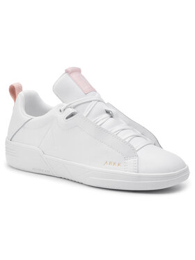 ARKK Copenhagen ARKK Copenhagen Sneakers Iniklass Leather S-C18 IL4600-1049 Weiß