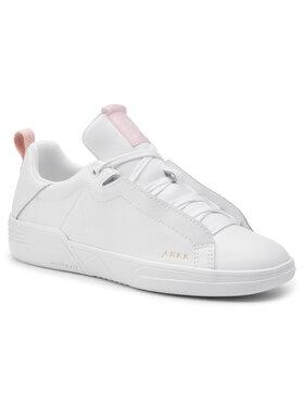 ARKK Copenhagen ARKK Copenhagen Sneakersy Iniklass Leather S-C18 IL4600-1049 Biały