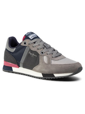 Pepe Jeans Pepe Jeans Sneakers Tinker Zero Second PMS30659 Gri