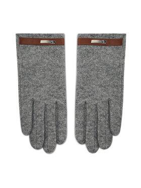 Lauren Ralph Lauren Lauren Ralph Lauren Damenhandschuhe Belted Knit Glove 454855043002 Grau