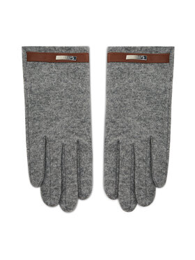 Lauren Ralph Lauren Lauren Ralph Lauren Moteriškos Pirštinės Belted Knit Glove 454855043002 Pilka