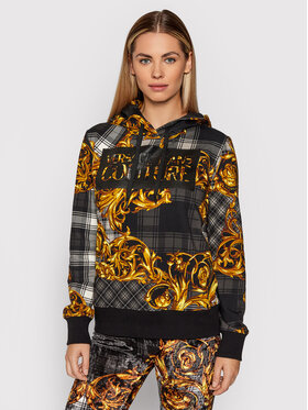 Versace Jeans Couture Versace Jeans Couture Sweatshirt 71HAI3A8 Schwarz Regular Fit