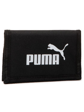 Puma Puma Velká pánská peněženka Phase Wallet 075617 01 Černá