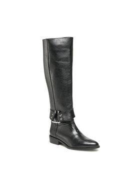 Badura Badura Klassische Stiefel 3423-02 Schwarz