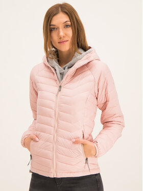 Columbia Columbia Doudoune Powder Lite 1699071 Rose Slim Fit