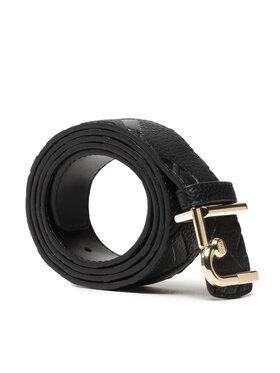 Liu Jo Liu Jo Дамски колан Esc Cintura 3.5 C AF1223 E0538 Черен