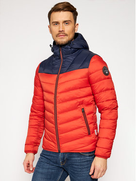 Napapijri Napapijri Daunenjacke Aerons NP0A4FF2 Orange Regular Fit