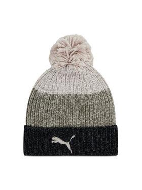 Puma Puma Kepurė Ws Pom Beanie 023436 01 Pilka