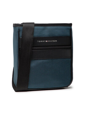 Tommy Hilfiger Tommy Hilfiger Geantă crossover Elevated Nylon Mini Crossover AM0AM07579 Bleumarin