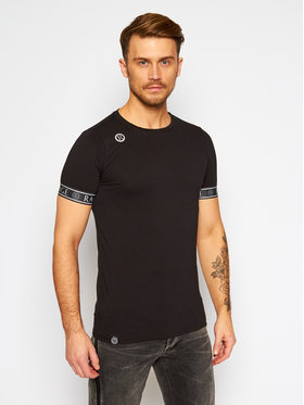 Rage Age Rage Age T-shirt Imperial 1 Crna Slim Fit