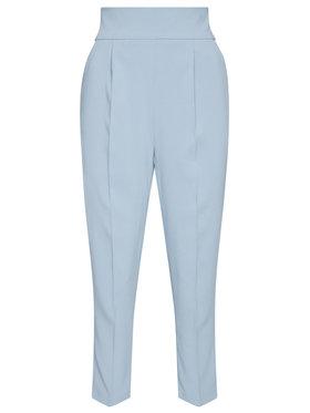 Pinko Pinko Текстилни панталони Natalia 20201 BLK01 1G14UD 7624 Син Regular Fit