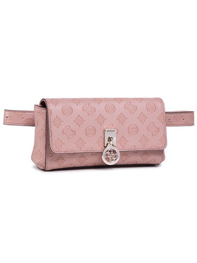 Guess Guess Geantă crossover Ninnette (SG) Mini HWSG78 77800 Roz