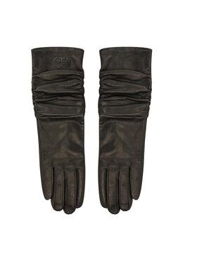 TWINSET TWINSET Dámske rukavice Guanti 212TO5013 Čierna