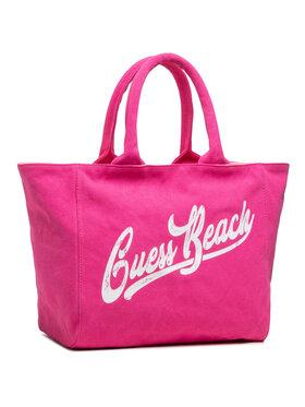 Guess Guess Τσάντα E1GZ09 WO00F Ροζ