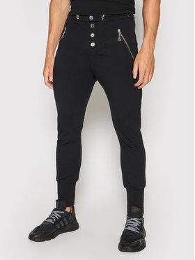 Rage Age Rage Age Spodnie dresowe Dex 1 Czarny Slim Fit