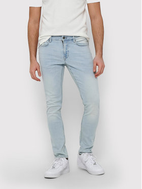 Only & Sons ONLY & SONS Jeansy Loom Life 22018651 Niebieski Slim Fit