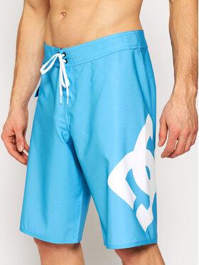 DC DC Szorty kąpielowe Lanai 22 EDYBS03090 Niebieski Regular Fit