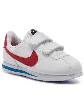 Nike Nike Scarpe Cortez Basic Sl (PSV) 904767 103 Bianco