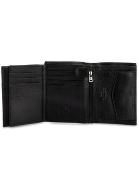 Pierre Cardin Pierre Cardin Velká pánská peněženka Tilak06 326 Černá