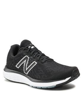 New Balance New Balance Topánky M680LB7 Čierna