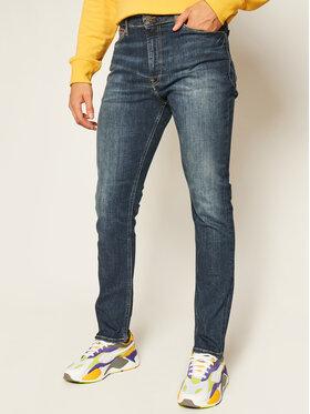Tommy Jeans Tommy Jeans Skinny Fit džíny Simon DM0DM08242 Tmavomodrá Skinny Fit