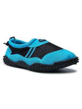 Playshoes Playshoes Boty 174503 Modrá
