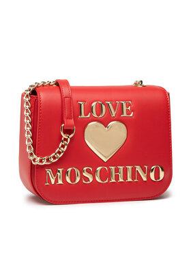 LOVE MOSCHINO LOVE MOSCHINO Дамска чанта JC4052PP1DLF0500 Червен