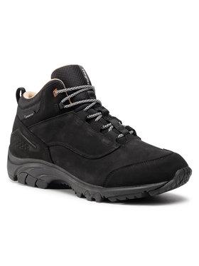 Haglöfs Haglöfs Παπούτσια πεζοπορίας Kummel Proof Eco Winter Men 498590 Μαύρο