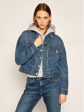 Levi's® Levi's® Kurtka jeansowa New Heritage 36757-0000 Granatowy Regular Fit