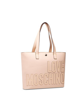 LOVE MOSCHINO LOVE MOSCHINO Τσάντα JC4175PP1DLH0107 Μπεζ