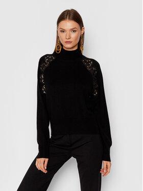 TWINSET TWINSET Sweater 212LL3GXX Fekete Regular Fit