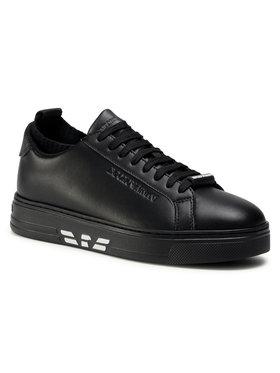 Emporio Armani Emporio Armani Sneakers X4X308 XM485 C026 Negru