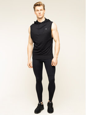 Calvin Klein Performance Calvin Klein Performance Legginsy Brushed Full Lenght Tight 00GMH9L629 Czarny Slim Fit