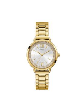 Guess Guess Laikrodis Posh W1231L2 Auksinė