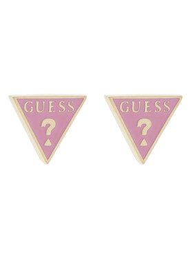Guess Guess Kolczyki JUBE70 121JW Różowy