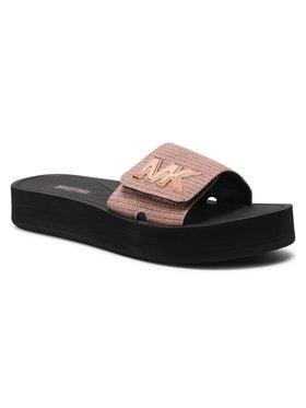 MICHAEL Michael Kors MICHAEL Michael Kors Mules / sandales de bain Mk Platform Slide 40S1MKFA1D Rose