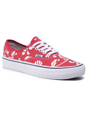 Vans Vans Πάνινα παπούτσια Authentic Pro VN000Q0DJ6L1 Κόκκινο