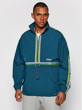adidas adidas Giacca anorak Taped GN3894 Verde Regular Fit